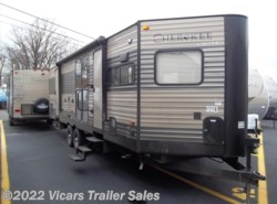 New 2017  Forest River Cherokee 274VFK by Forest River from Vicars Trailer Sales in Taylor, MI
