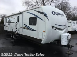 Used 2012  Keystone Outback 277RL by Keystone from Vicars Trailer Sales in Taylor, MI