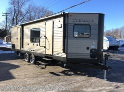 New 2017  Forest River Cherokee 234VFK by Forest River from Vicars Trailer Sales in Taylor, MI