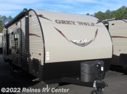 New 2016  Forest River Cherokee Grey Wolf 26DBH by Forest River from Reines RV Center in Ashland, VA