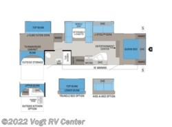 Used 2011  Jayco Jay Flight G2 32BHDS by Jayco from Vogt RV Center in Ft. Worth, TX