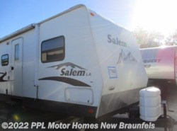 Used 2006  Forest River Salem La 322QBSS by Forest River from PPL Motor Homes in New Braunfels, TX