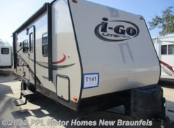 Used 2013  EverGreen RV I-GO 220RB by EverGreen RV from PPL Motor Homes in New Braunfels, TX