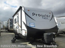 Used 2016  Heartland RV Prowler Lynx 18LX by Heartland RV from PPL Motor Homes in New Braunfels, TX