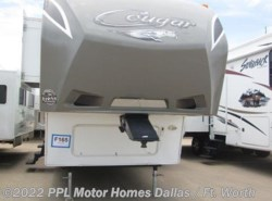 Used 2013  Keystone Cougar 325SRX by Keystone from PPL Motor Homes in Cleburne, TX