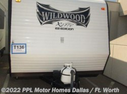 Used 2014  Miscellaneous  WILDWOOD/FORESTRIVER Wildwood 195BH  by Miscellaneous from PPL Motor Homes in Cleburne, TX