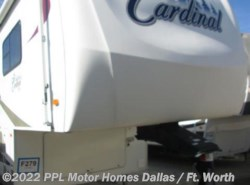 Used 2007  Forest River Cardinal 34QS by Forest River from PPL Motor Homes in Cleburne, TX