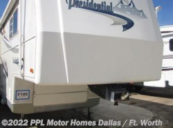 Used 2003  Holiday Rambler Presidential 341KT by Holiday Rambler from PPL Motor Homes in Cleburne, TX