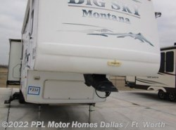 Used 2003  Keystone Montana Big Sky 3280RL by Keystone from PPL Motor Homes in Cleburne, TX