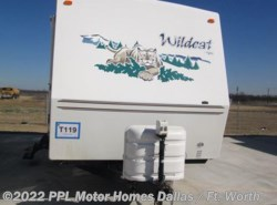 Used 2004  Forest River  Wild Cat 26FBS by Forest River from PPL Motor Homes in Cleburne, TX