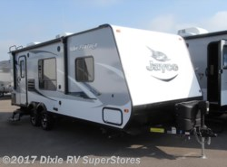 New 2017  Jayco Jay Feather 22FQSW by Jayco from Dixie RV SuperStores in Breaux Bridge, LA