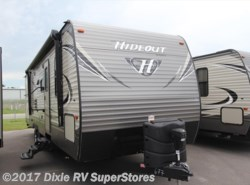 New 2017  Keystone Hideout 29BKS by Keystone from Dixie RV SuperStores in Breaux Bridge, LA