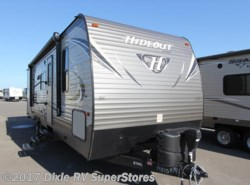 New 2017  Keystone Hideout 27DBS by Keystone from Dixie RV SuperStores in Breaux Bridge, LA