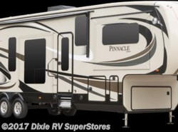New 2017  Jayco Pinnacle 36FBTS by Jayco from Dixie RV SuperStores in Breaux Bridge, LA