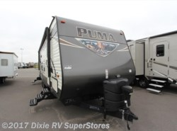 Used 2016  Palomino Puma 27RLSS by Palomino from Dixie RV SuperStores in Breaux Bridge, LA