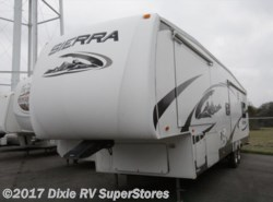 Used 2008  Forest River Sierra 345RET W/S by Forest River from Dixie RV SuperStores in Breaux Bridge, LA