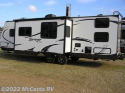 Used 2015  Forest River Surveyor 296BHDS by Forest River from McCants RV in Woodville, MS