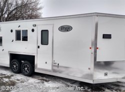 New 2016  Yetti Legend Sport 8' x 21' Toyhauler by Yetti from Glacial Lakes Dock, Inc.  in Starbuck, MN