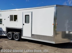 New 2017  Yetti Shell 8' x 21' Hydraulic Shell by Yetti from Glacial Lakes Dock, Inc.  in Starbuck, MN