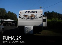 Used 2013  Palomino Puma 29 by Palomino from POP RVs in Sarasota, FL