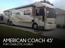 Used 2008  American Coach  American Coach Eagle 45 H by American Coach from POP RVs in Sarasota, FL