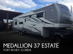 Used 2007  McKenzie Medallion 37 Estate by McKenzie from POP RVs in Sarasota, FL