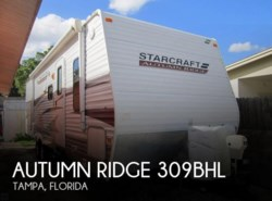 Used 2012  Starcraft Autumn Ridge 309BHL by Starcraft from POP RVs in Sarasota, FL