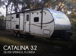 Used 2015  Coachmen Catalina 32 by Coachmen from POP RVs in Sarasota, FL