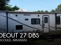 Used 2015  Keystone Hideout 27 DBS by Keystone from POP RVs in Sarasota, FL