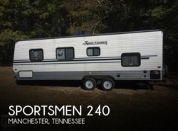 Used 2015  K-Z Sportsmen 240 by K-Z from POP RVs in Sarasota, FL