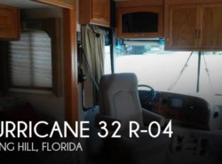Used 2004  Thor Motor Coach Hurricane 32 R-04 by Thor Motor Coach from POP RVs in Sarasota, FL