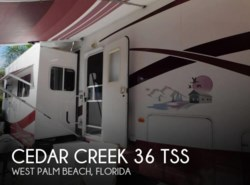Used 2003  Forest River Cedar Creek 36 TSS by Forest River from POP RVs in Sarasota, FL