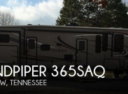 Used 2014  Forest River Sandpiper 365SAQ by Forest River from POP RVs in Sarasota, FL