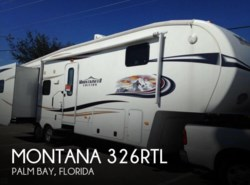 Used 2011  Keystone Montana 326RTL by Keystone from POP RVs in Sarasota, FL