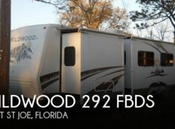 Used 2008  Forest River Wildwood 292 FBDS by Forest River from POP RVs in Sarasota, FL