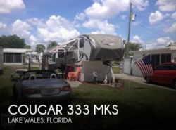 Used 2013  Keystone Cougar 333 MKS by Keystone from POP RVs in Sarasota, FL