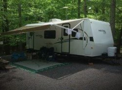 Used 2012  Forest River  Micro Lite Flagstaff 25 KS by Forest River from POP RVs in Sarasota, FL