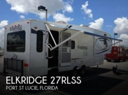 Used 2014  Heartland RV ElkRidge 27RLSS by Heartland RV from POP RVs in Sarasota, FL