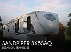 Used 2012  Forest River Sandpiper 365SAQ by Forest River from POP RVs in Sarasota, FL