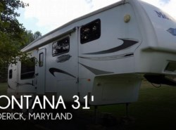 Used 2008  Keystone Montana Mountaineer Fifth Wheel