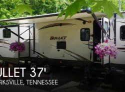 Used 2015  Keystone Bullet 335BHS Travel Trailer Bunkhouse by Keystone from POP RVs in Sarasota, FL