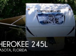 Used 2012  Forest River Cherokee 245L by Forest River from POP RVs in Sarasota, FL