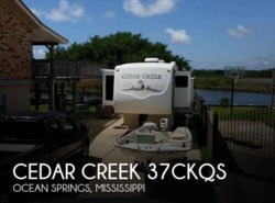Used 2004  Forest River Cedar Creek 37CKQS by Forest River from POP RVs in Sarasota, FL