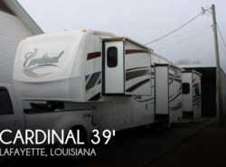 Used 2009  Forest River Cardinal 3515 LX Edition by Forest River from POP RVs in Sarasota, FL
