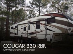 Used 2014  Keystone Cougar 330 RBK by Keystone from POP RVs in Sarasota, FL