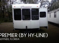Used 2015  Hy-Line Premier (by Hy-Line) 35 by Hy-Line from POP RVs in Sarasota, FL