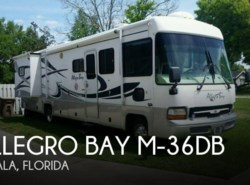 Used 2001  Tiffin Allegro Bay M-36DB by Tiffin from POP RVs in Sarasota, FL