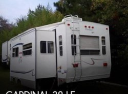 Used 2003  Forest River Cardinal 29 LE by Forest River from POP RVs in Sarasota, FL