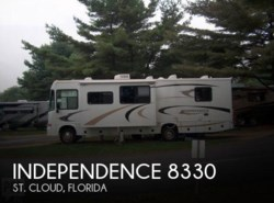 Used 2006  Gulf Stream Independence 8330