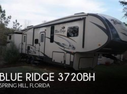Used 2014  Forest River Blue Ridge 3720BH